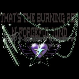 ロッカーズ ブランドのプリントデザイン-STUD-004--Purple